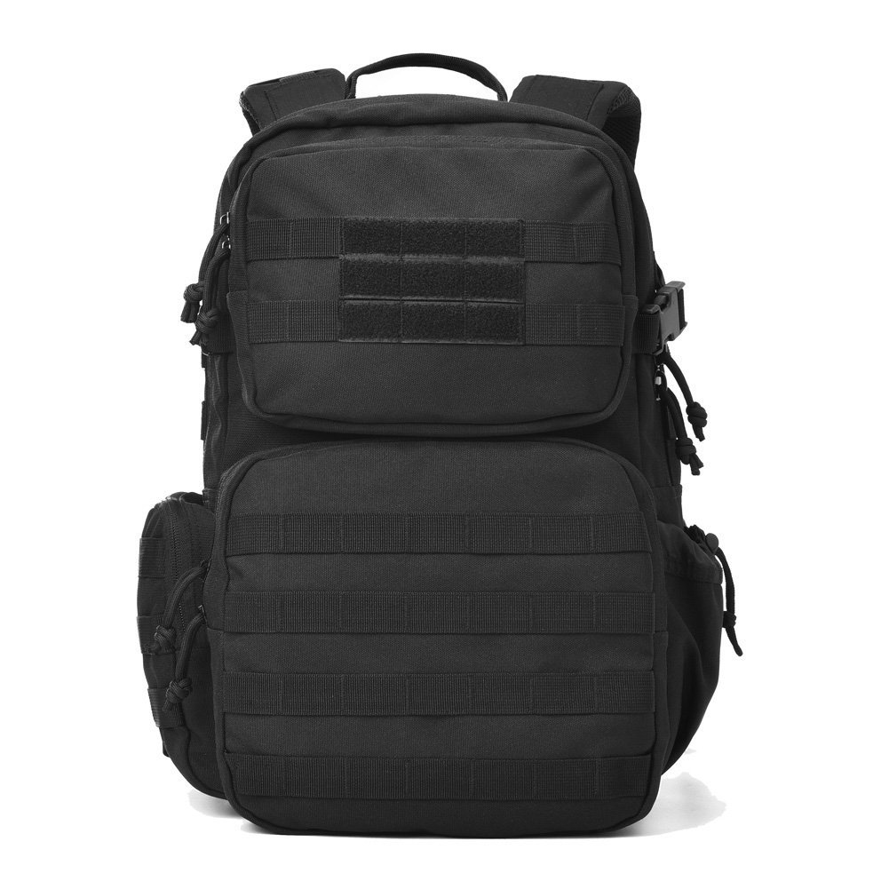 54ee2bf8b5 Get Quotations · Military Tactical Backpack Army Assault Pack Molle Bug Out Bag  Backpacks Rucksack for Outdoor Sport Travel