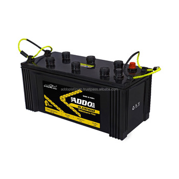 12v 170ah Truck Battery Maintenance Free Batteries
