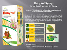 Effective Herbal Extract Based Natural cough syrup with Tulsi
