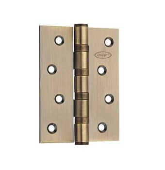 Stainless Steel Ball Bearing Door Hinges [4 Inches] [Pack of 2 Pcs With Screw ] [ DH4325AB ]