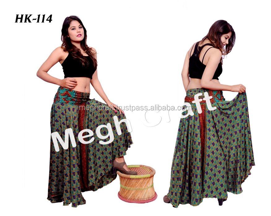 66c8adcf860 Hippie Style Belly Trousers Pants- indian tribal umbrella palazzo pants -  Indo Western Women s Harem Ethnic Palazzo Pant