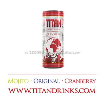 Titan De Arándano Sabor Bebida Energética - Buy La Bebida Energética ...