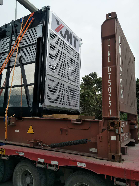 Outdoor Limit Switch Hoist Crane Material Lift
