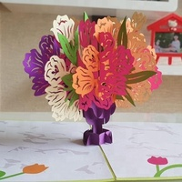 3d pop up card craft paper craft