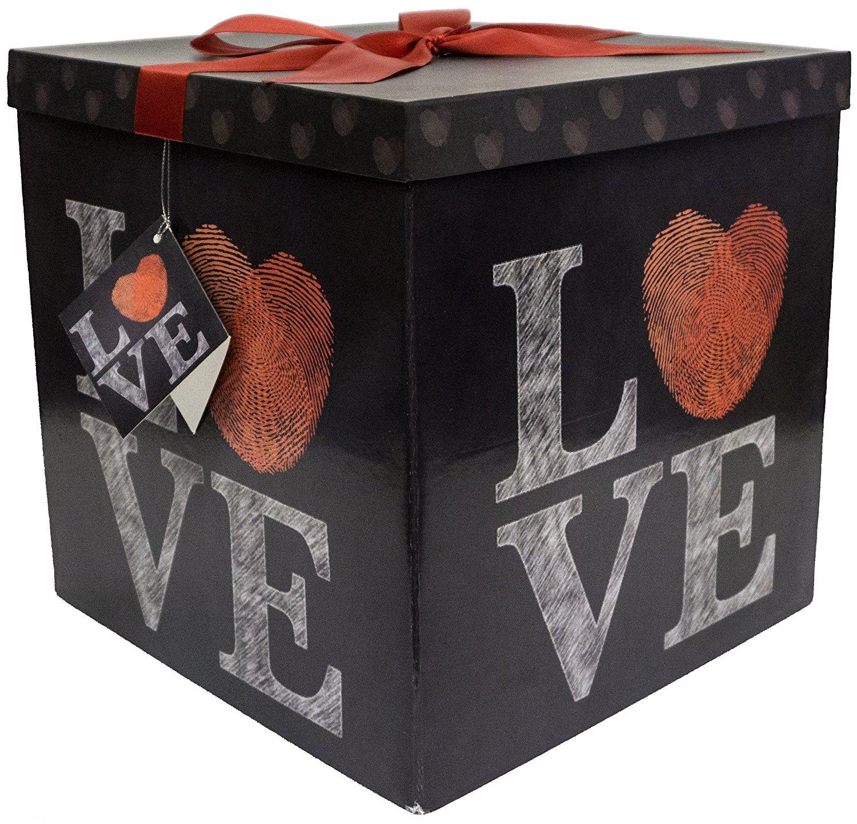 Baoblaze Retro Tinplate Jewelry Tea Candy Gift Box Storage Jars With Lid Handle Tea Coffee Candy Case Colorful