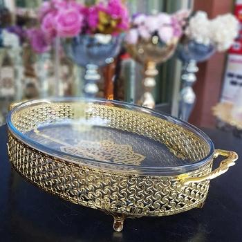 buffet service hotels restaurants gold chafing dish glass food dish rh alibaba com