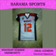 Custom wholesale cheap custom youth sublimation american football uniform / pants uniforms
