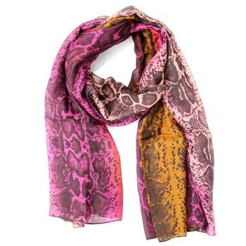New Choice Fashion Filk Scarf /Cheap High Quality Wholesale Ladies Silk Scarf