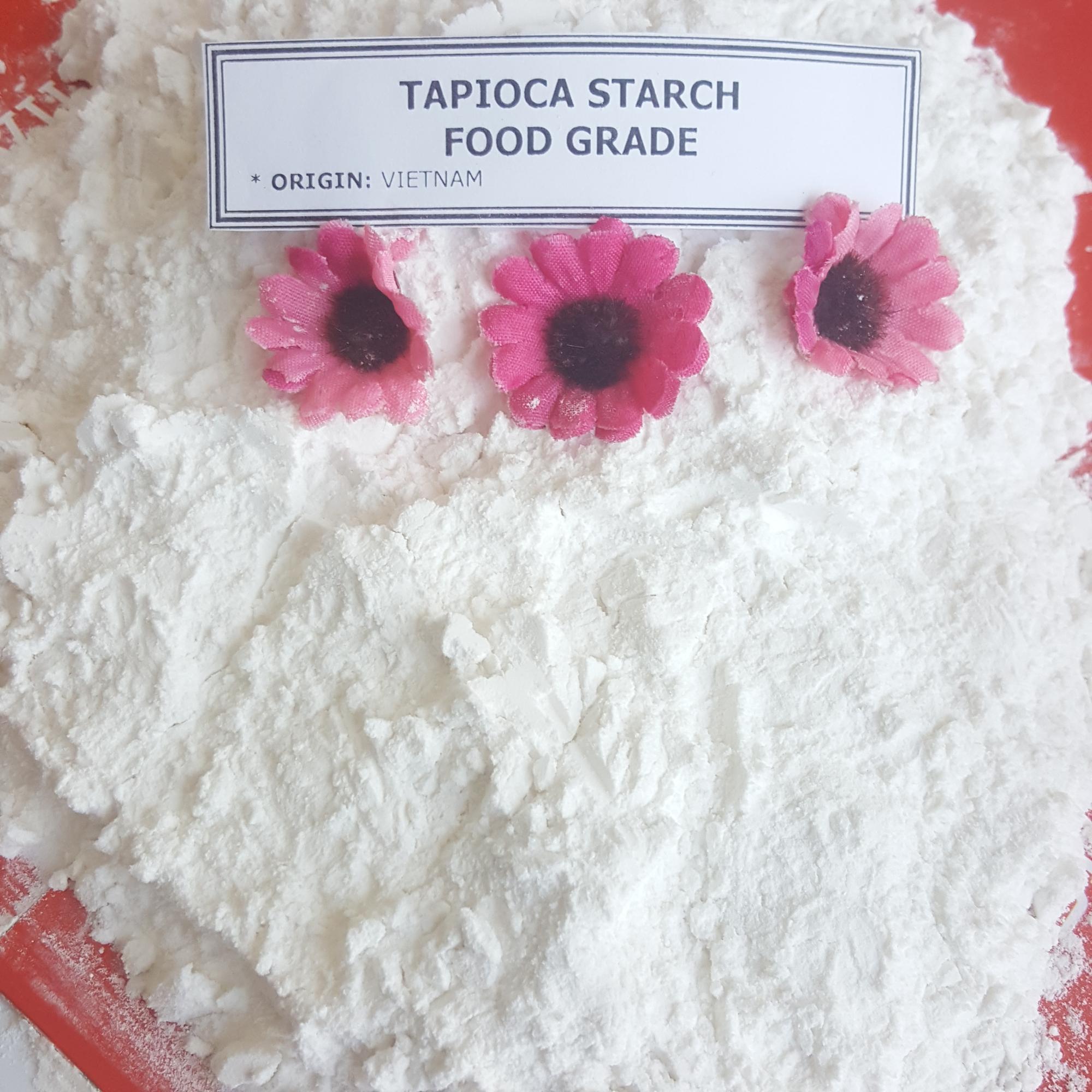 Vietnamese Tapioca Starch/ Cassava Starch/ Manioca Starch Best Price From Manufacturer +84765149122