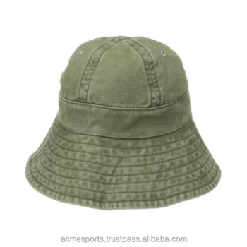 9d0a8701d71 Wholesale Bucket Hats - Customized denim Bucket Hat  Custom made bucket cap   Latest Bucket