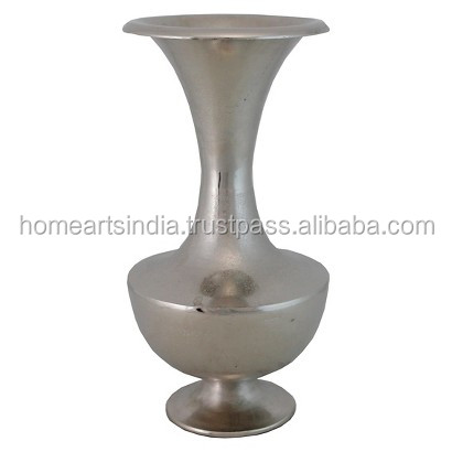 Vintage Large Finish Vase Diversified Latest Designs Glass Pottery & Glass