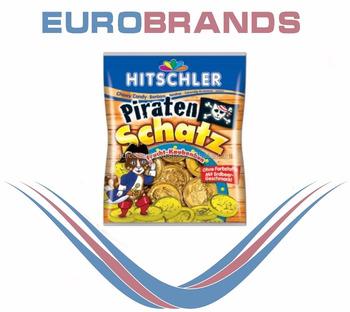 Hitschler Piraten Schatz Muenzen Frucht 100g Buy Hitschler