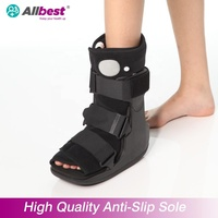 Air mesh Post OP Shoes Walking Cast Boot