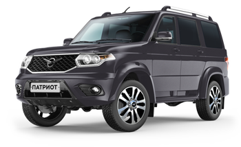 New sports utility vehicle 4x4 awd PATROT UAZ
