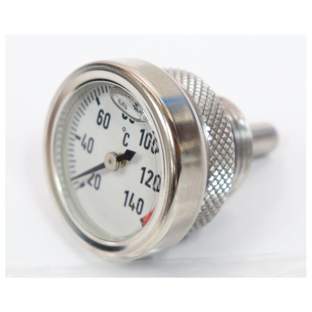 Suzuki GSF 600 Bandit 1997 dipstick Oil temperature gauge