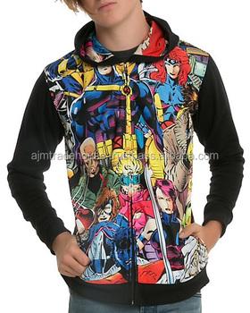 New Design Sublimation Printed Hoodies Cool Custom All Over Printed Hoodie  Sweatshirts / Customized Cotton Fleece Hoodies/ Shirt - Buy Hoodie,Supreme
