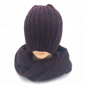 2d9a3a2a0ec Knitted Beanie Headwear