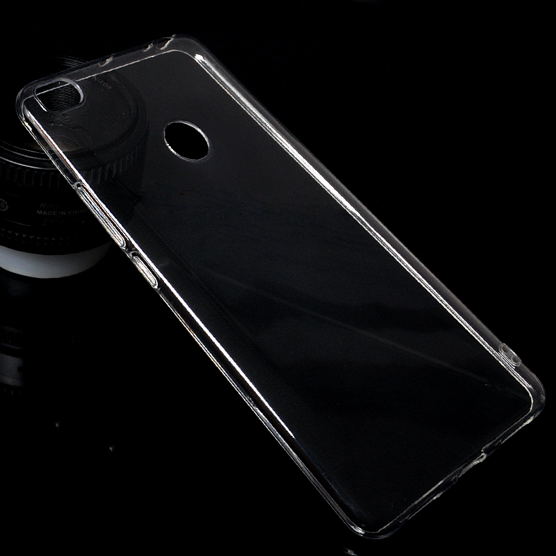 DFIFAN phone accessories mobile phone case for xiami max 2 mi mobile phone , slim transparent tpu case for xiaomi mi max 2