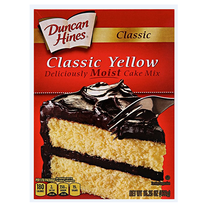 Duncan Hines Instant <span class=keywords><strong>Cake</strong></span> Mix Smaak Geel <span class=keywords><strong>Cake</strong></span>