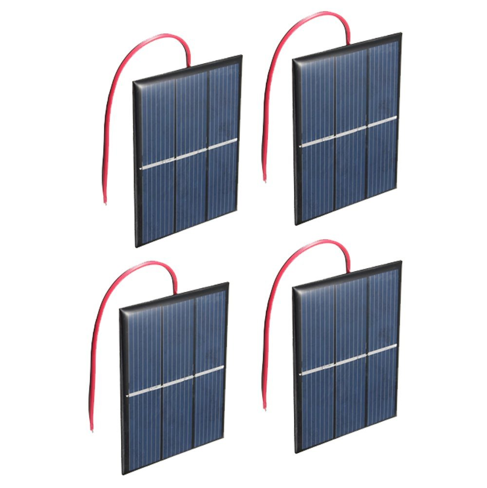 Cheap Diy Solar Projects Home Find Deals On By Electronic Electrical Get Quotations Set Of 4 Pieces Nuzamas 15v 065w 60x80mm Micro Mini Panel Cells For