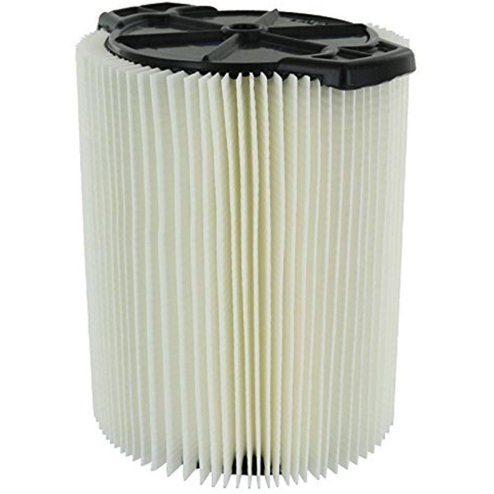 Ximoon 1-Layer Standard Wet/Dry Vac Filter for Ridgid VF4000 5-20 Gallon Vacuums