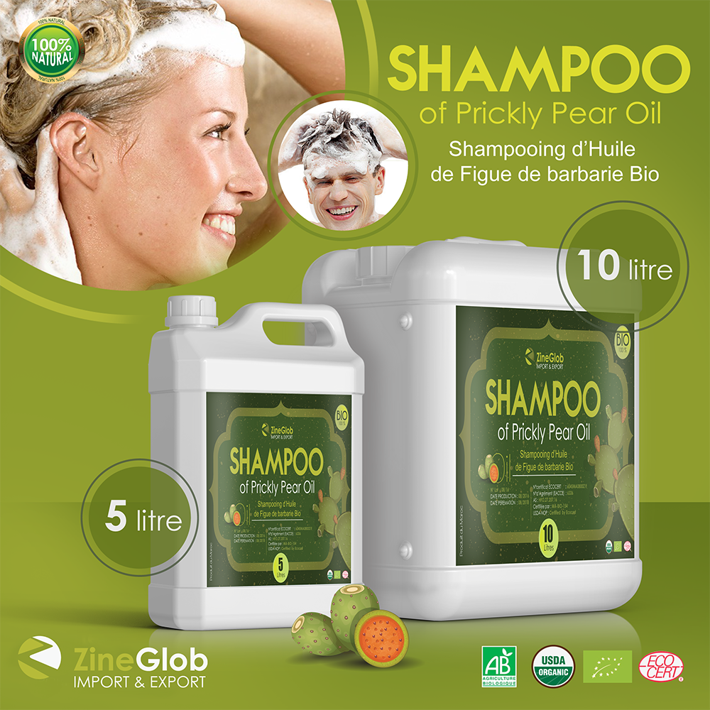 Private label shampoo