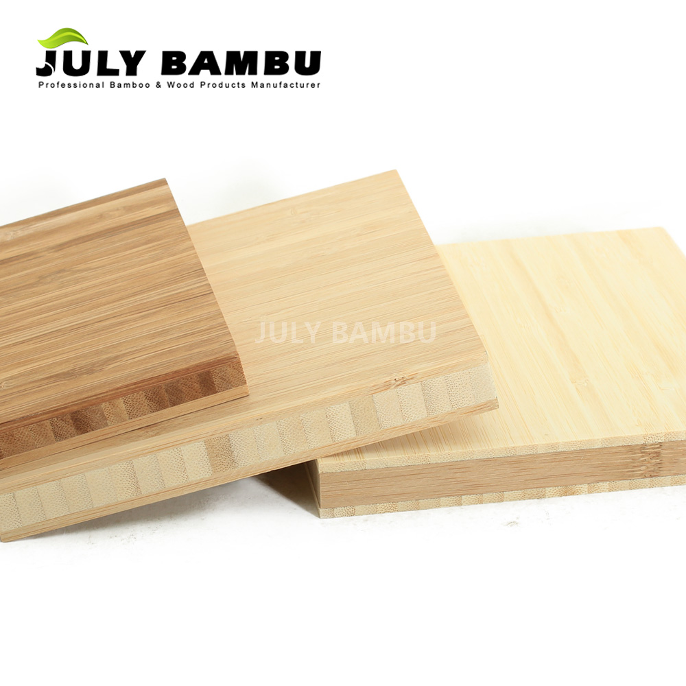 Popular 3/4 inches 5 Ply Bamboo Laminated Wood Dark Countertop with Best Price