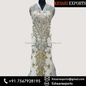Moroccan Designer Wear Kaftan Dress For Wedding and Party - Eslamic clothing - farsaha kaftan