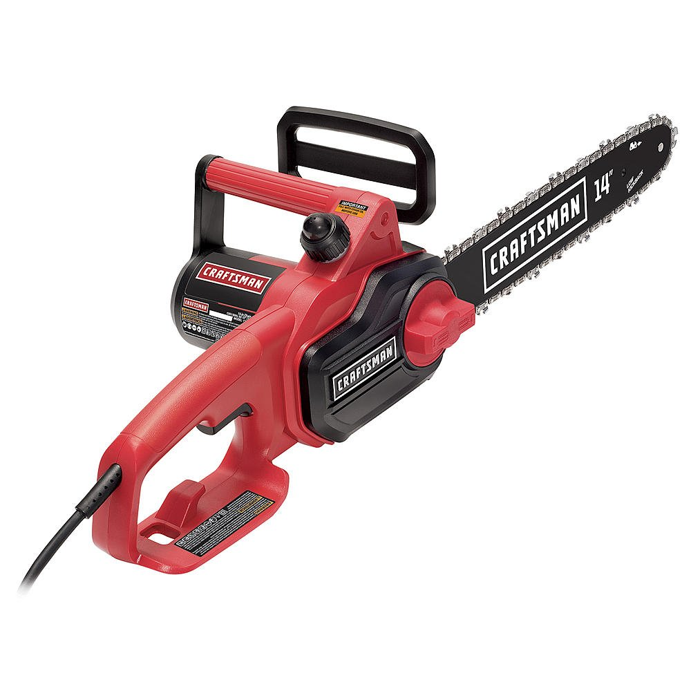Get Quotations Craftsman 14 Electric Corded Chainsaw