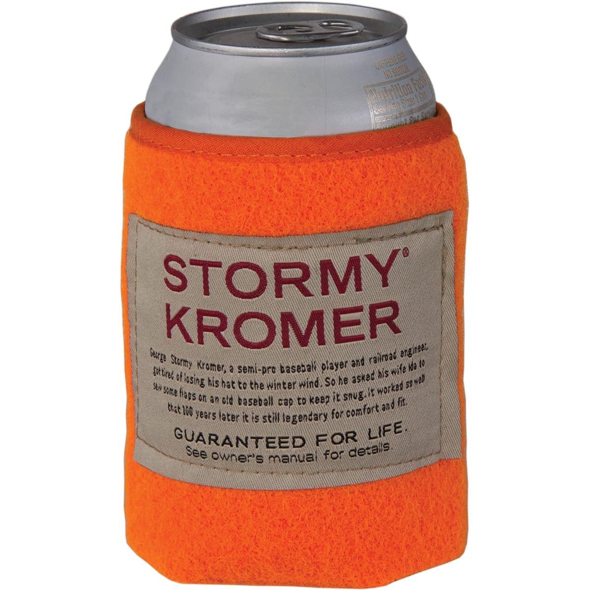 740c3fbde43a7 Stormy Kromer Wool Can Wrap One Size Blaze Orange
