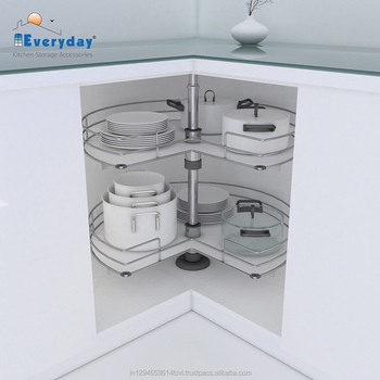 Kitchen Carousel Corner Buy Kitchen Cabinet Carousel Modular Kitchen Magic Corner Kitchen Cabinet Organizers Corner Product On Alibaba Com