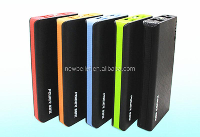 High Capacity Wholesale Good Price 4 USB Ports Power Bank, Rohs power bank 12000mAh