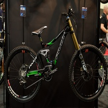 New Pivot Phoenix DH Bike