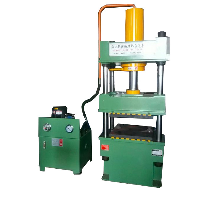 250 Tons Ceramic Tile Making Machine Hydraulic press machine For Powder Forming