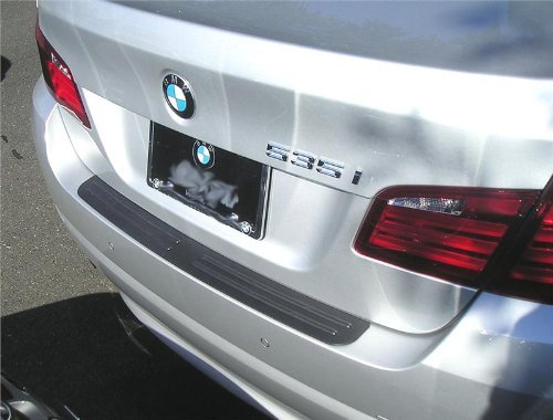 Rear Bumper Protector Fits 2011 - 2017 BMW 5 Series Sedan