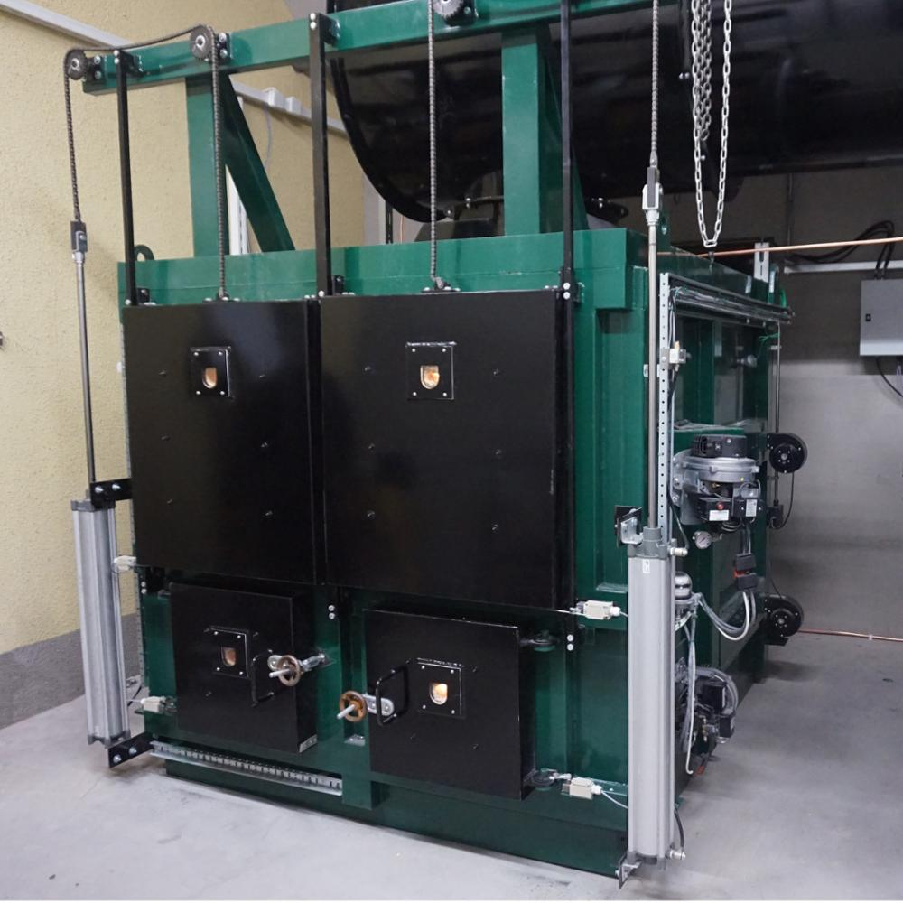 Pet Cremation Machine,The Addfield A50-ic,For Pet Crematoriums. British Built And Made To Last,Excellent Return On Investment