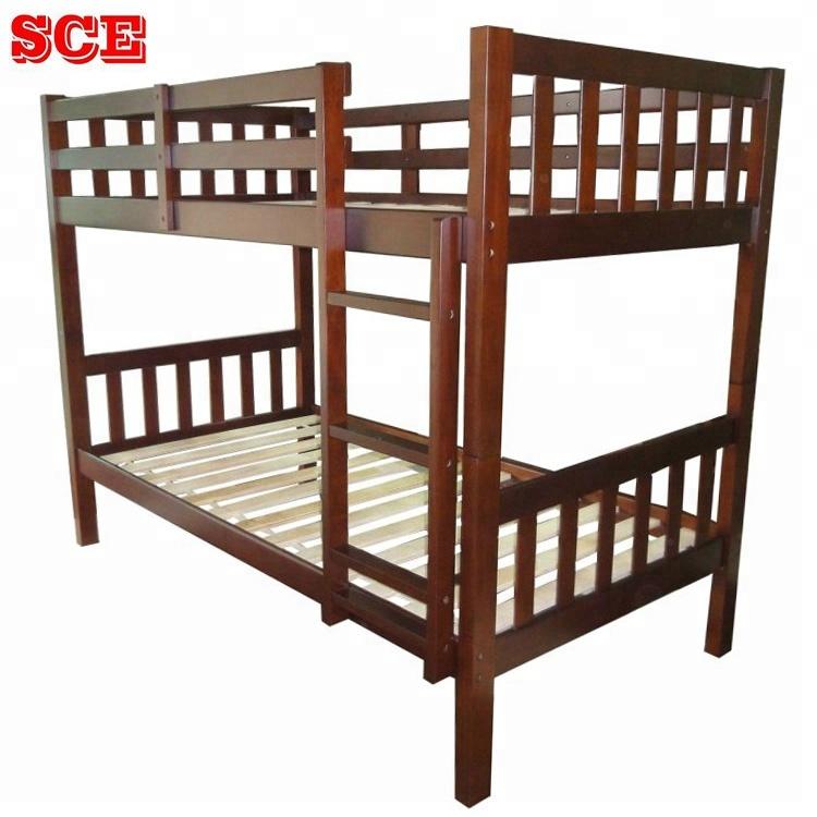 Design Simples Barato Cama De Solteiro Cama De Beliche De Madeira Buy Children Double Bunk Bed Kids Bunk Bed Solid Wood Bed Cheap Trundle Beds Product On Alibaba Com