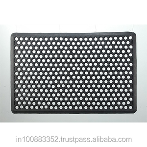 Rubber Honey comb Mat