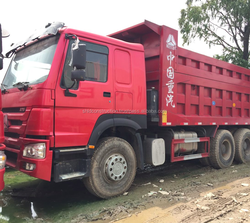 HOWO 375hp tipper truck,tipper, used dump truck,low price 371hp SINOTRUK used HOWO truck head 6x4 for sale