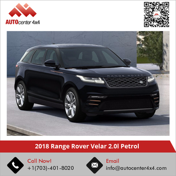 Meilleur Voiture 2018 >> Meilleur Vendeur 2018 Range Rover Velar 2 0 Essence Suv Voiture