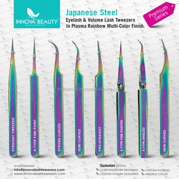 Eyelash Extension Tweezers For Beauty Schools,Salons,Trainers,Lash  Makers,Wholesalers And Distributors - Buy Eyelash Extension Tweezers Volume  Lash