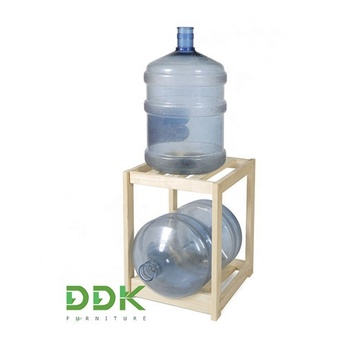 Wooden shelf for storing bottles DDK WT1, for 2 bottle
