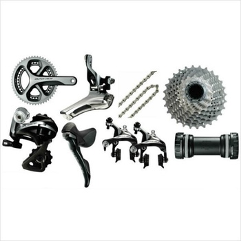 Dura Ace 9000 >> Brand New Shimano Dura Ace 9000 8 Pc 11 Spd Group Groupset W Cables Housing Buy Groupset Product On Alibaba Com