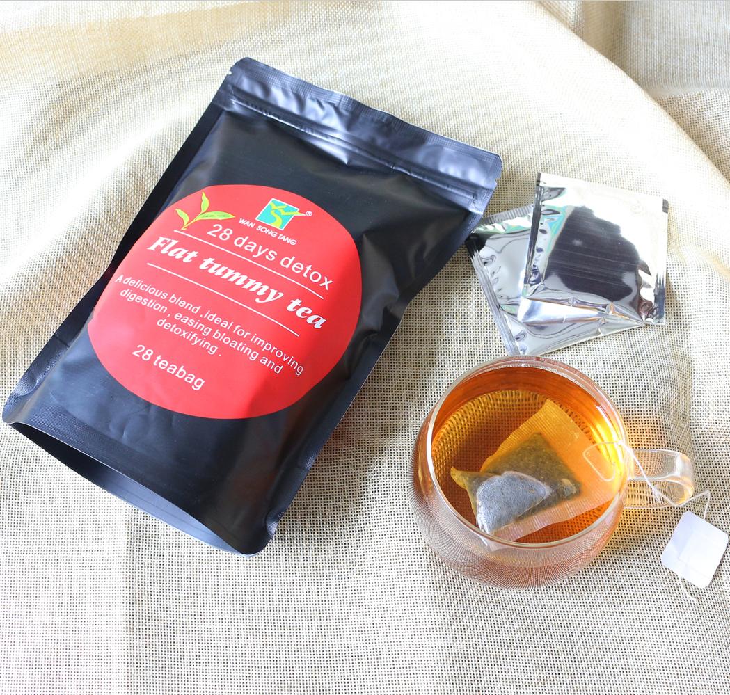 Private Label Service 28 Day Flat Tummy Tea Burn Fat Tea Detox Tea - 4uTea | 4uTea.com