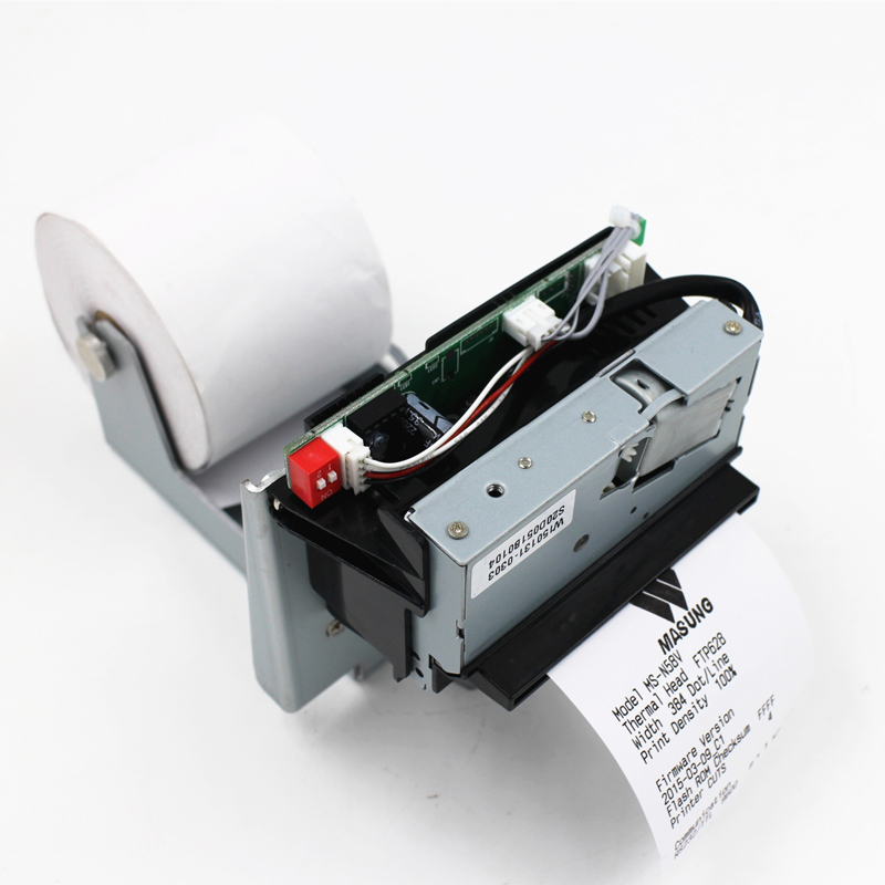 Printer Panel 2 Inci Baud Rate Switch Thermal Printer