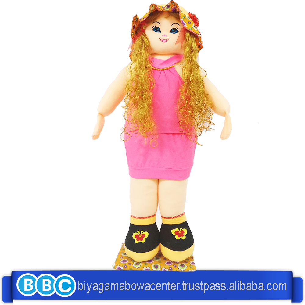 top sale 100 cm 40inch Lovely Plush Doll Girls Toys Home decorative Doll Children's Creative Gifts