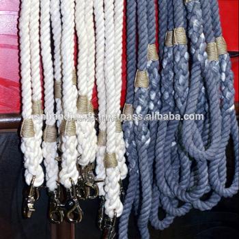 Handmade Cotton Rope Dog Leash Wholesale Nautical Rope Dog Leash - Buy  Braided Rope Dog Leash,Cotton Rope Dog Leash,Nautical Rope Dog Leash  Product on