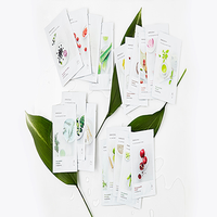 [INNISFREE] My Real Squeeze Mask Sheet, 18 types, 20ml, Korea Cosmetic