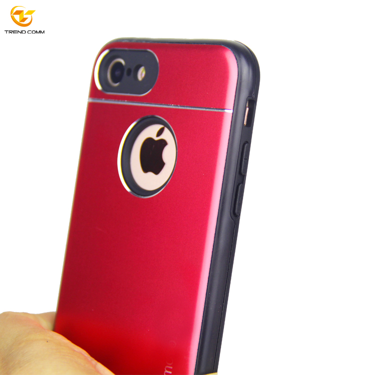 Cheap Price Custom Metal Aluminum Phone Case For iPhone 7