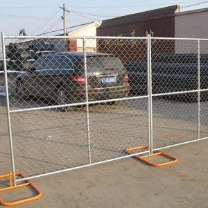 Chain Link Fencing Panels Unique Security Site Fencing Panels 6*12 Feet